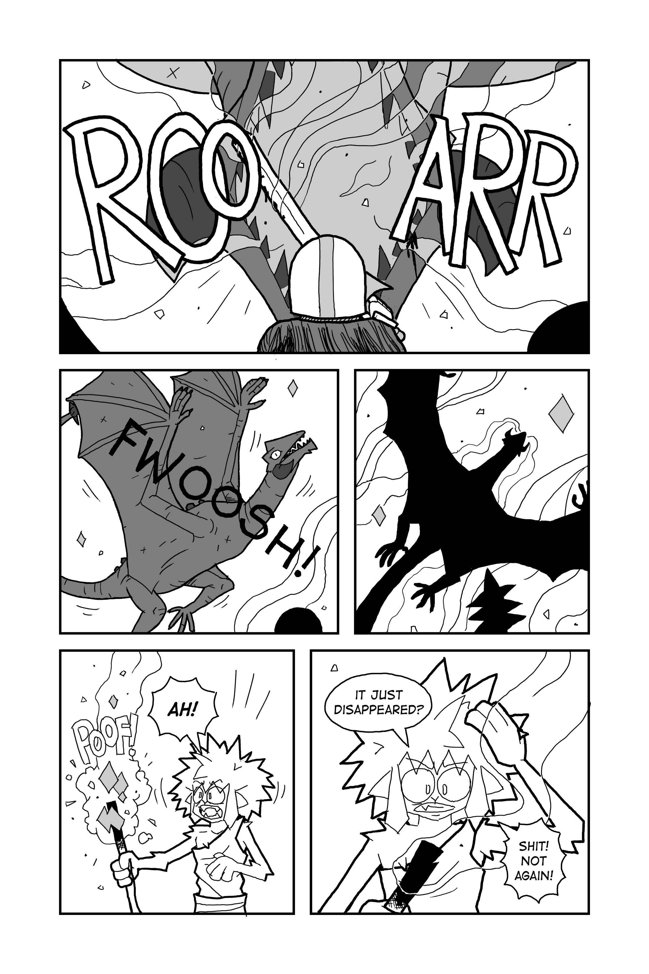 Chapter 3 – Lost Light & The Bloody Path || Page 21