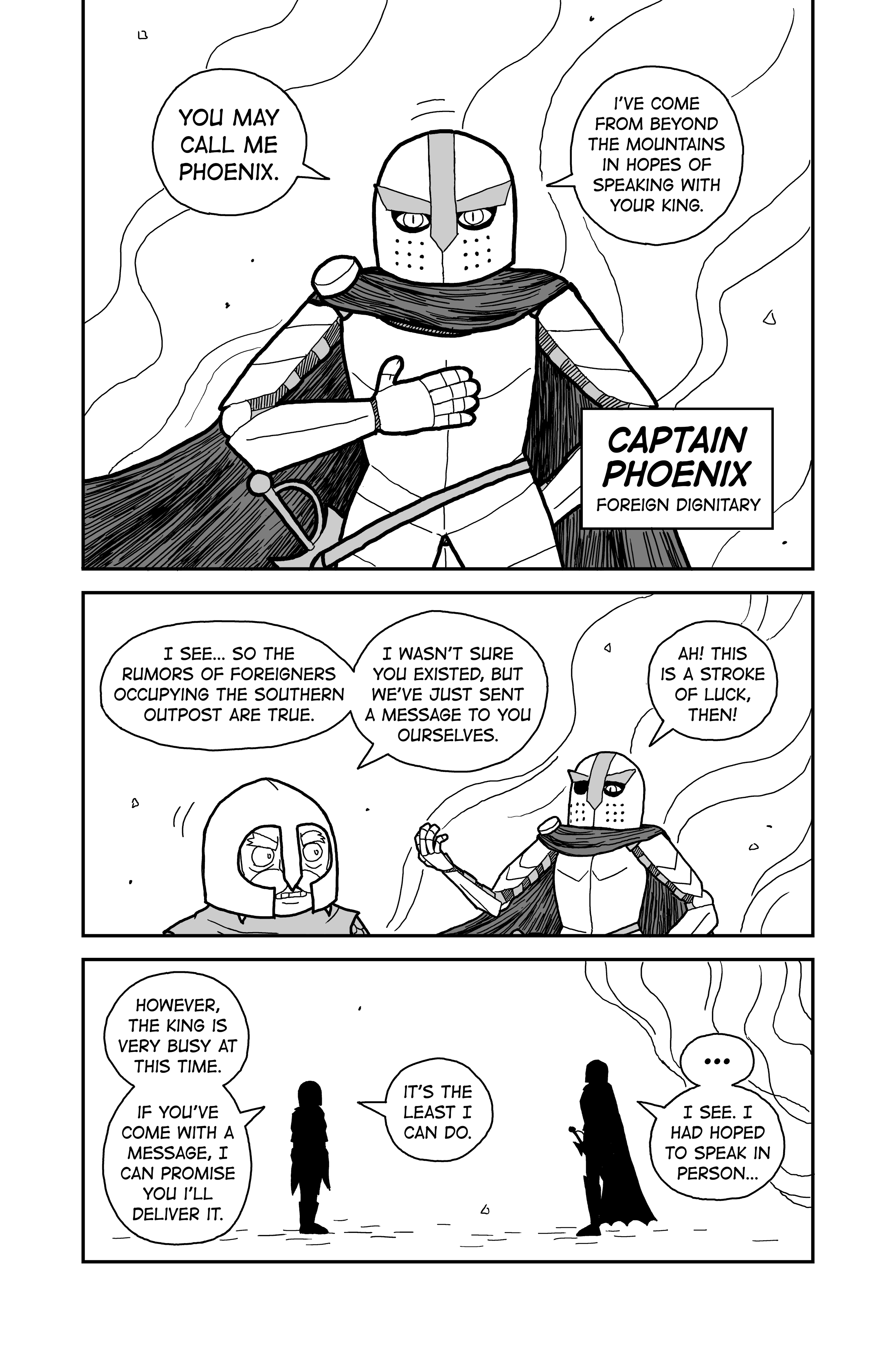 Chapter 3 – Lost Light & The Bloody Path || Page 23